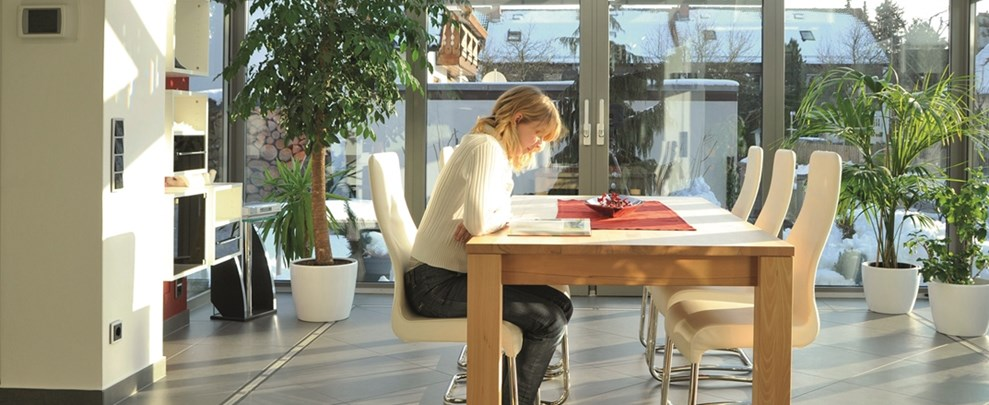 The correct amount of natural light in a workspace can improve productivity and reduce eye strain | multi comfort