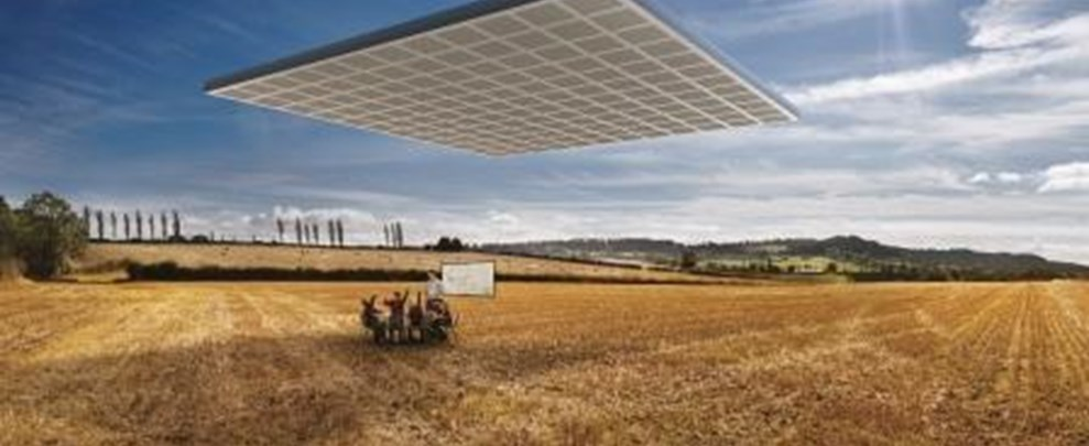 British Gypsum - Activair - people having a meeting in a field